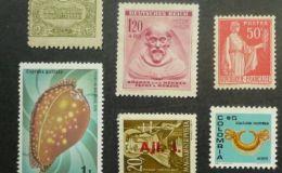 外国邮票收藏注意事项