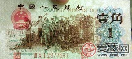 我国第一套自主研发的人民币是那一套?你知道吗?