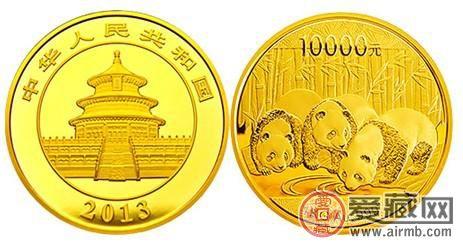 2013熊猫金币价格这几年涨幅如何