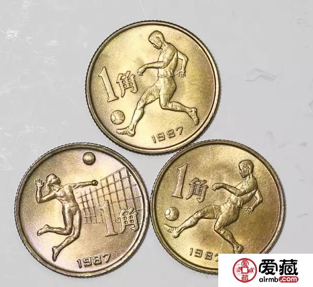 它是纪念币中面值最小的,却成为了升值幅度最大的激情图片