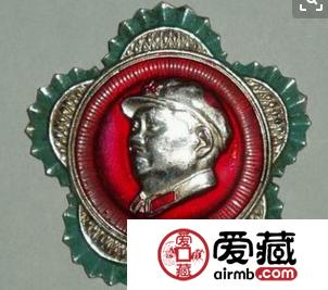 毛主席纪念章值得收藏