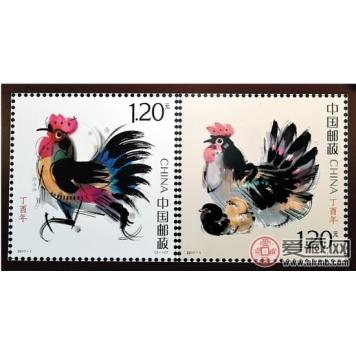 2017年邮票发行三特点