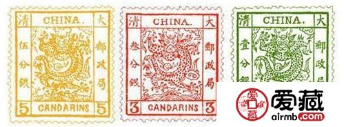 """中国邮政将发行""""大龙邮票诞生140周年""""邮资明信片"""