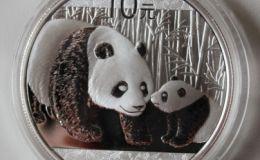 分析熊猫金银币价格走势