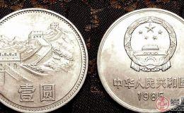 【长城硬币价格表】2018年3月
