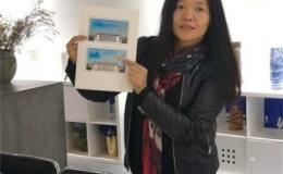 武汉一高校教师7年设计5套国家纪念邮票