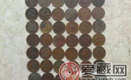 民国时期发行的铜板价格高吗