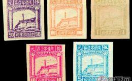 宝塔山邮票价格趋高的原因