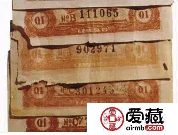 """中华苏维埃共和国国家银行 纸币防伪""""揭密"""""""