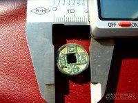 古钱的微小钱币是币值缩水吗?
