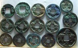 中国古钱币价格分析