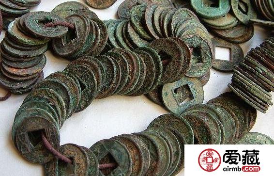 古币汉代五铢钱