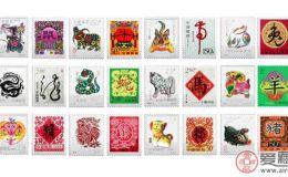 二轮生肖邮票价格以及特点