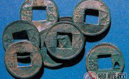 汉朝钱币之五铢钱