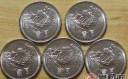长城币1981年1元硬币价格表及价格趋势