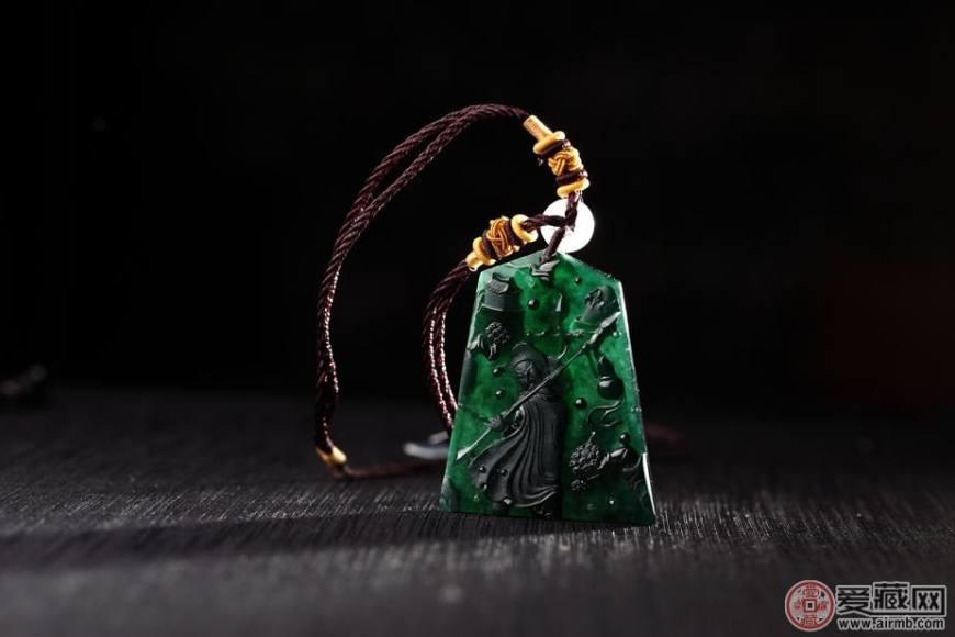 与墨翠相似的玉石,你知道几种?