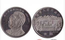 邓小平纪念币价格