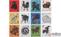 第一轮生肖邮票整版市场价格
