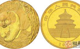 2007年1公斤熊貓金幣最新價格