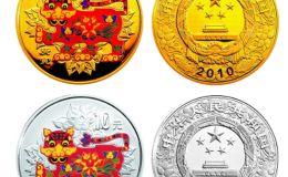 虎年金银币市场价格