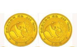 1988年熊猫金币套装值多少钱