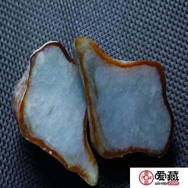 红翡翠原石鉴定方法