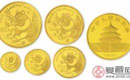收藏哪个年份发行的熊猫金币好