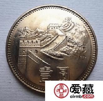 【長城硬幣價格表】2018年7月