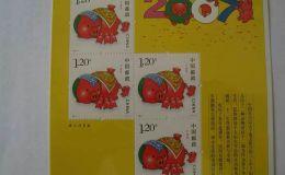 07年猪小版张收藏价值