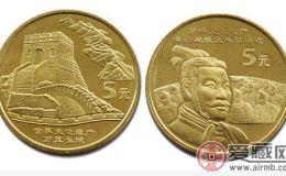 秦始皇陵纪念币市场价格怎样