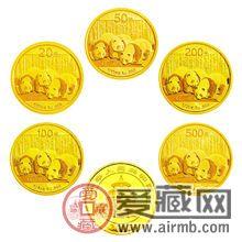 熊猫金币是投资的最佳藏品