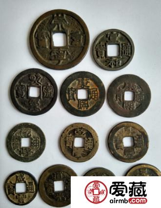 古钱币鉴定讲究多 不能忽视