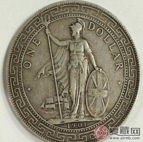 1901年站人银元价格行情怎么样