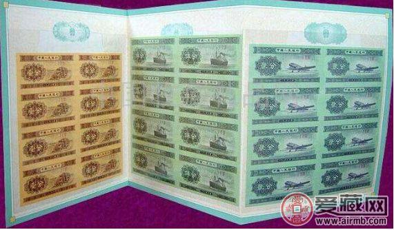 八连体钞的未来被看好