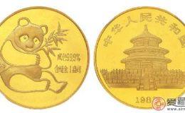 熊猫金币值得投资的藏品