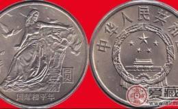 国际和平年纪念币收藏