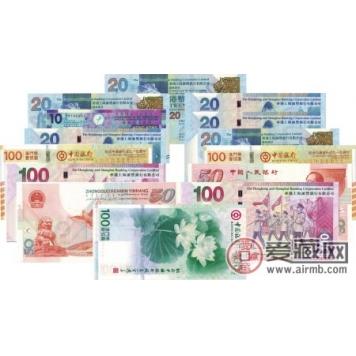 投资纪念钞风险小、潜力大
