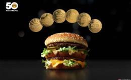 麦当劳巨无霸纪念币疯狂猛涨,价值何在?