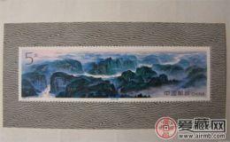 长江三峡小型张价格