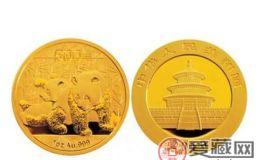 1盎司熊猫金币的投资分析