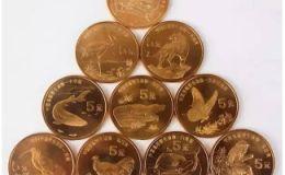 史上唯一一套紫铜纪念币,你了解多少?