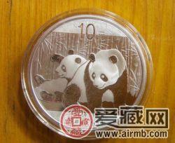 熊猫银币真假应该如何鉴别