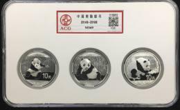 熊猫金银币鉴赏
