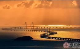 【公告】10月24日发行港澳珠大桥银质纪念币
