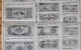 这套人民币发行公告,是通过报纸发布出去的......