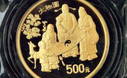 太极图金币发展的如何