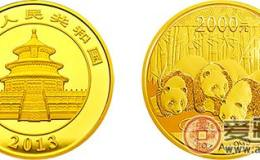 熊猫金币价格表 让你更好的了解熊猫金币