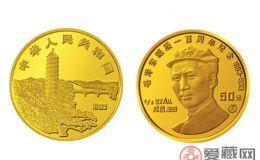 1993年毛主席金币回收价格是多少