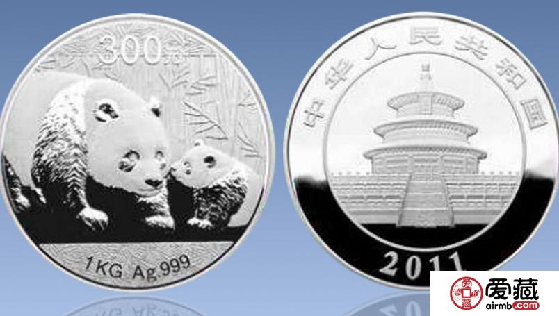 熊猫银币收藏分析