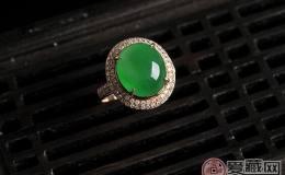 戒指与指形、肤色的搭配